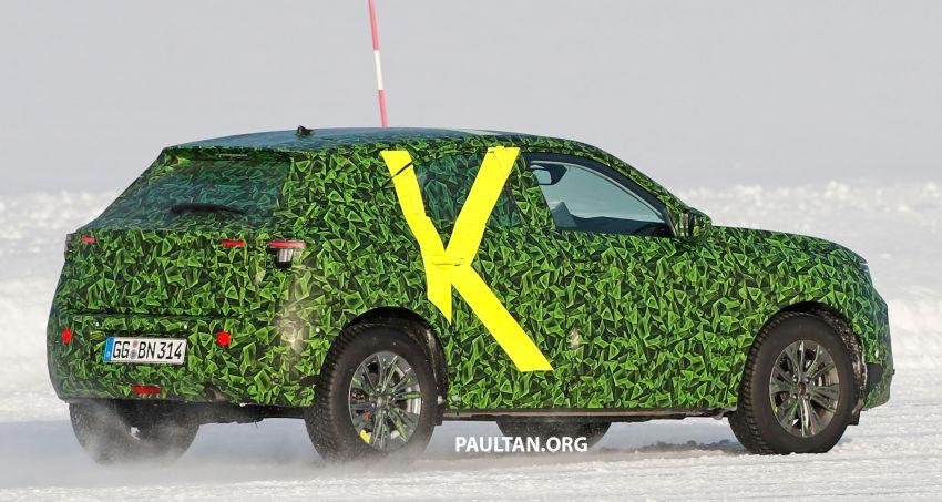 2021 Vauxhall Mokka teased; full EV variant from debut Image #1111711
