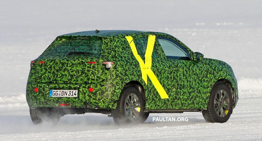 2021 Vauxhall Mokka teased; full EV variant from debut Image #1111709