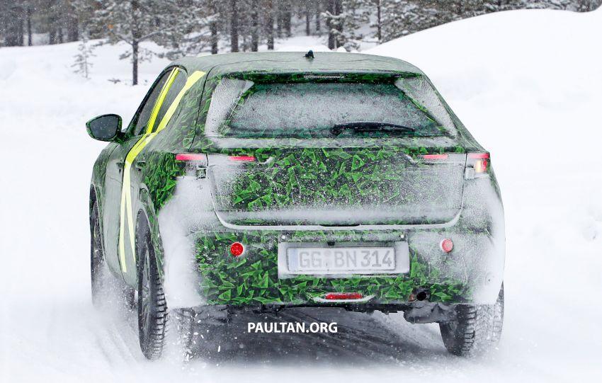 2021 Vauxhall Mokka teased; full EV variant from debut Image #1111696