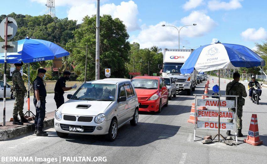 Police to tighten MCO enforcement in Petaling Jaya – five more road closures, extra roadblock from April 10 Image #1104755
