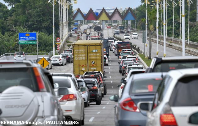 Pdrm Releases Interstate Travel Schedule For May 7 10 Paultan Org