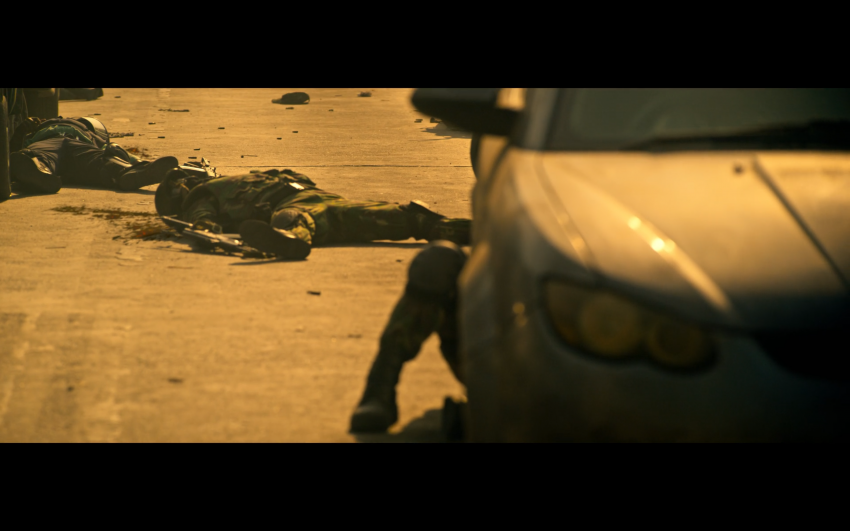 Proton Saga, Savvy and Satria Neo appear in Netflix's hit action film Extraction, starring Chris Hemsworth Image #1111861