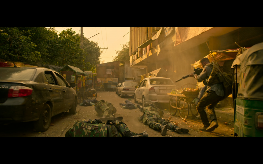 Proton Saga, Savvy and Satria Neo appear in Netflix's hit action film Extraction, starring Chris Hemsworth Image #1111849