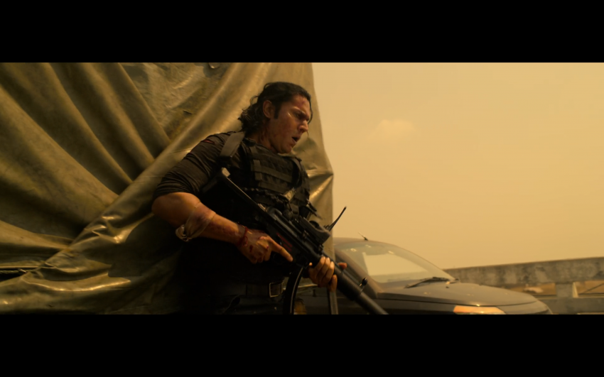 Proton Saga, Savvy and Satria Neo appear in Netflix's hit action film Extraction, starring Chris Hemsworth Image #1111850