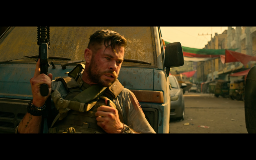 Proton Saga, Savvy and Satria Neo appear in Netflix's hit action film Extraction, starring Chris Hemsworth Image #1111852