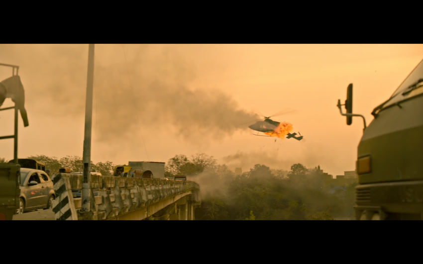 Proton Saga, Savvy and Satria Neo appear in Netflix's hit action film Extraction, starring Chris Hemsworth Image #1111855