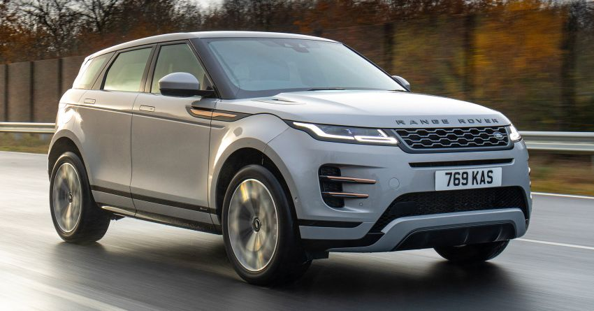 Land Rover Discovery Sport and Range Rover Evoque gain P300e PHEV variants – as low as 1.4 l/100 km Image #1110152