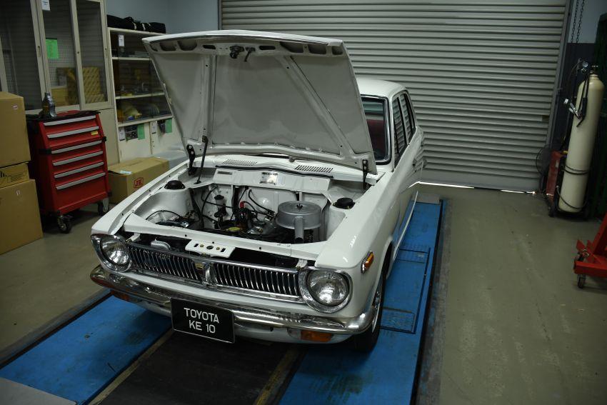VIDEO: Bagaimana UMW Toyota hidupkan semula Corolla KE10 yang tidak bergerak selama 15-tahun Image #1105356