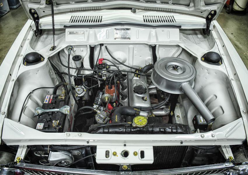VIDEO: Bagaimana UMW Toyota hidupkan semula Corolla KE10 yang tidak bergerak selama 15-tahun Image #1105359