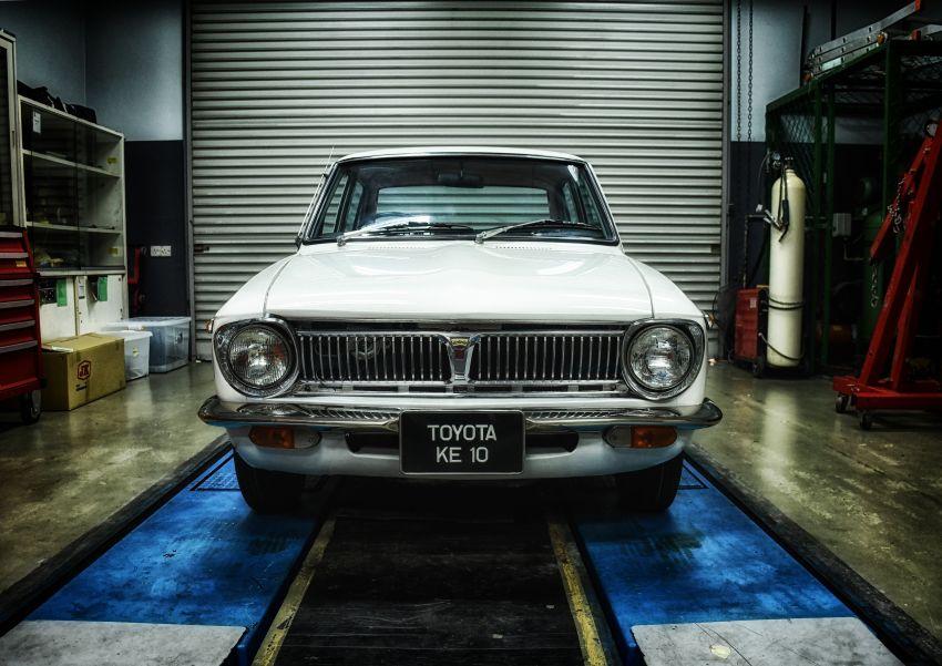 VIDEO: Bagaimana UMW Toyota hidupkan semula Corolla KE10 yang tidak bergerak selama 15-tahun Image #1105361