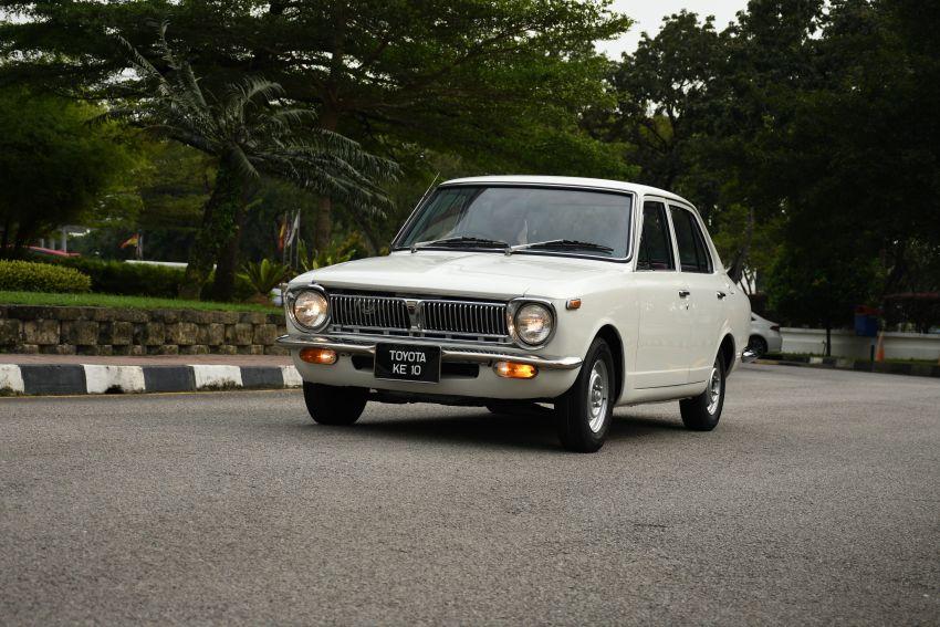 VIDEO: Bagaimana UMW Toyota hidupkan semula Corolla KE10 yang tidak bergerak selama 15-tahun Image #1105367