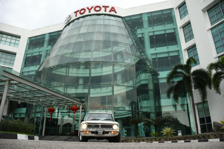 VIDEO: Bagaimana UMW Toyota hidupkan semula Corolla KE10 yang tidak bergerak selama 15-tahun Image #1105371