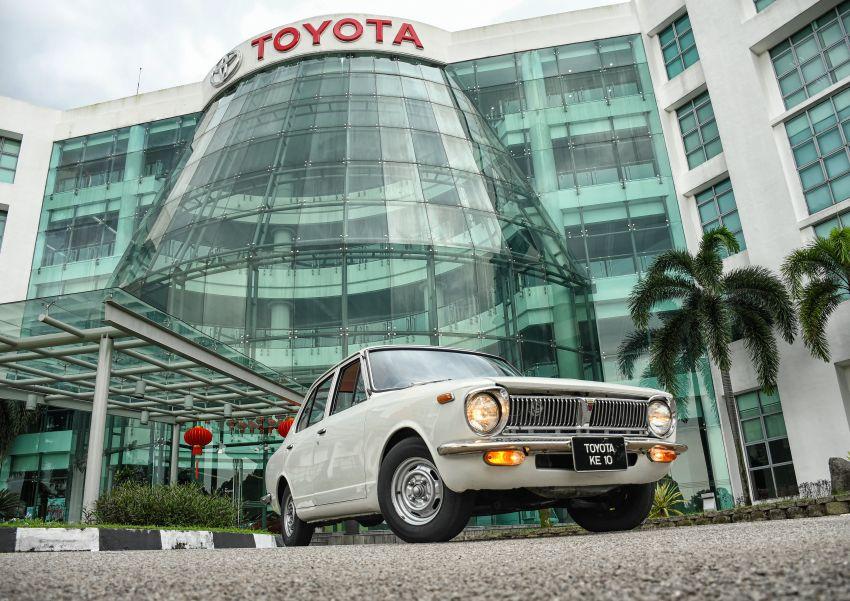 VIDEO: Bagaimana UMW Toyota hidupkan semula Corolla KE10 yang tidak bergerak selama 15-tahun Image #1105374