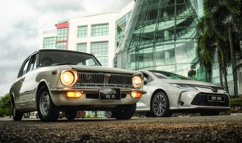 VIDEO: Bagaimana UMW Toyota hidupkan semula Corolla KE10 yang tidak bergerak selama 15-tahun Image #1105376