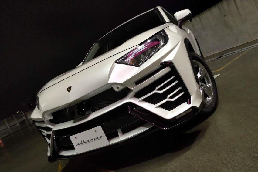 Toyota RAV4 Albermo XR51 – Lamborghini Urus clone Image #1113502