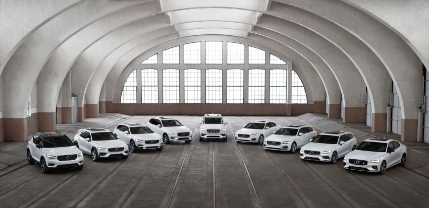 Volvo's Q1 2020 sales down by 18.2% due to Covid-19 Image #1102851