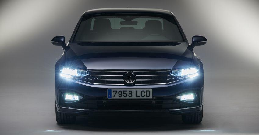 2020 Volkswagen Passat R-Line – M'sian launch soon? Image #1117224