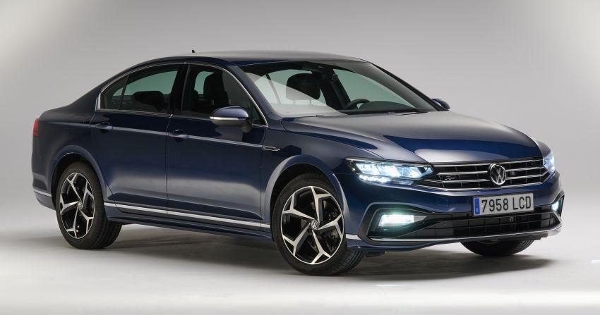 2020 Volkswagen Passat R-Line – M'sian launch soon? Image #1117226