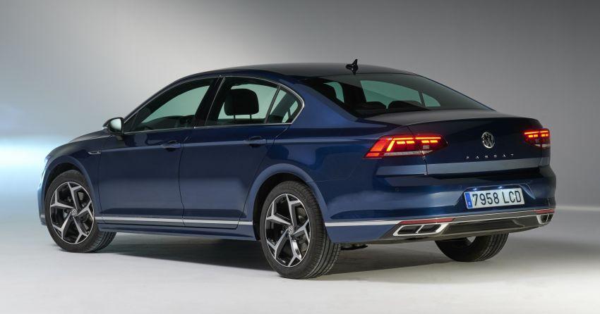 2020 Volkswagen Passat R-Line – M'sian launch soon? Image #1117239
