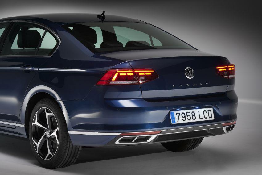 2020 Volkswagen Passat R-Line – M'sian launch soon? Image #1117240
