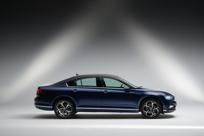 2020 Volkswagen Passat R-Line – M'sian launch soon? Image #1117241