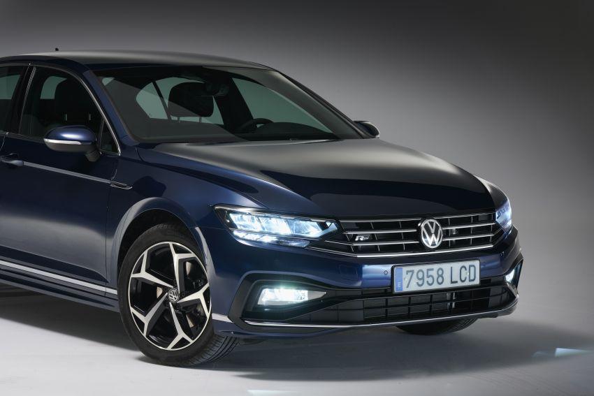2020 Volkswagen Passat R-Line – M'sian launch soon? Image #1117242