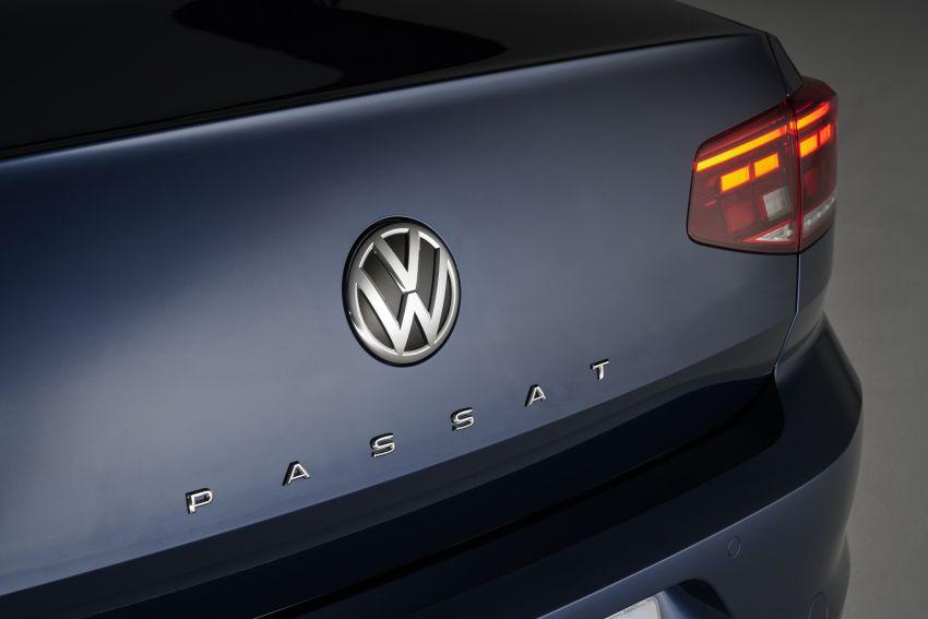 2020 Volkswagen Passat R-Line – M'sian launch soon? Image #1117243
