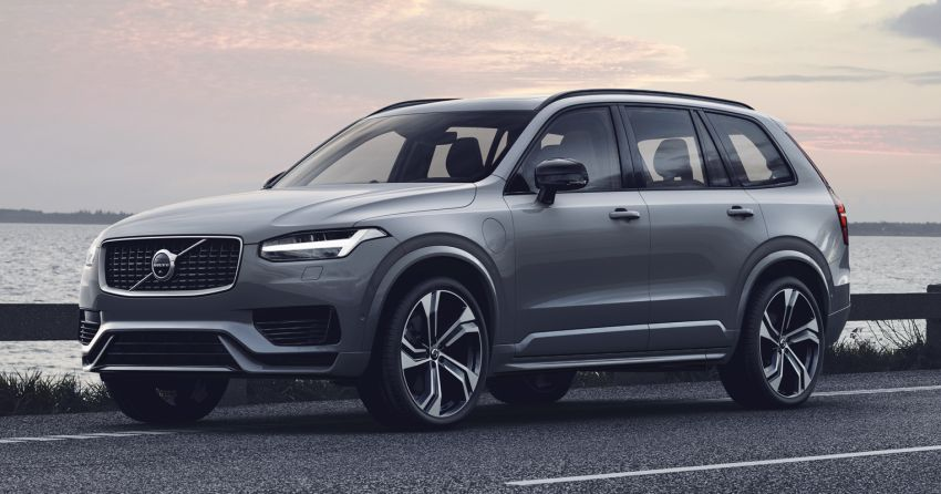 Volvo XC100 Recharge – flagship SUV due in 2024? Image #1116555