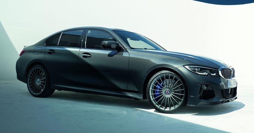 2020 BMW Alpina D3 S – a sleeker, enhanced M340d Image #1115318