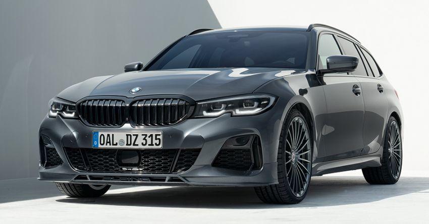 2020 BMW Alpina D3 S – a sleeker, enhanced M340d Image #1115321