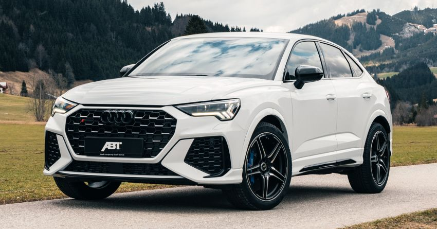 Audi RS Q3 by ABT – 440 hp, 520 Nm; 0-100 in 4.3s Image #1121204