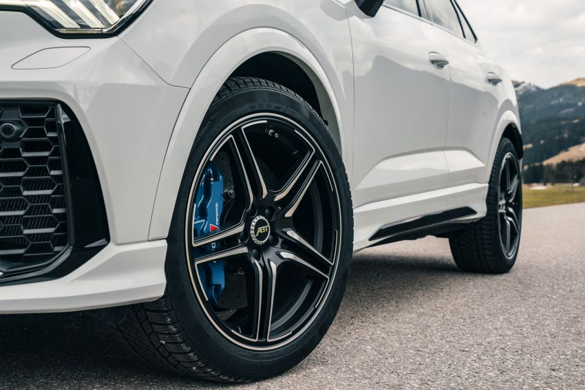 Audi RS Q3 by ABT – 440 hp, 520 Nm; 0-100 in 4.3s Image #1121205