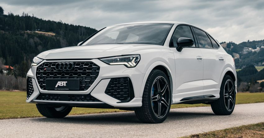 Audi RS Q3 by ABT – 440 hp, 520 Nm; 0-100 in 4.3s Image #1121206