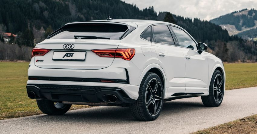 Audi RS Q3 by ABT – 440 hp, 520 Nm; 0-100 in 4.3s Image #1121207