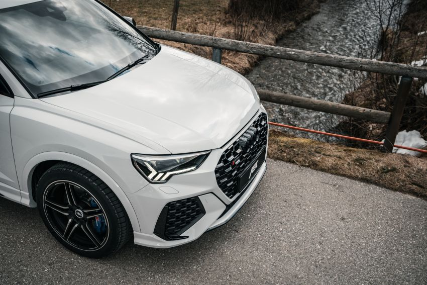 Audi RS Q3 by ABT – 440 hp, 520 Nm; 0-100 in 4.3s Image #1121209
