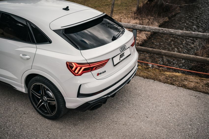 Audi RS Q3 by ABT – 440 hp, 520 Nm; 0-100 in 4.3s Image #1121212