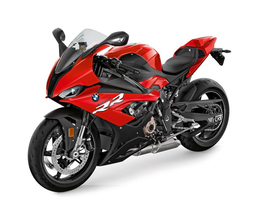 2020 BMW S1000RR superbike in Malaysia, RM116,500 Image #1121662