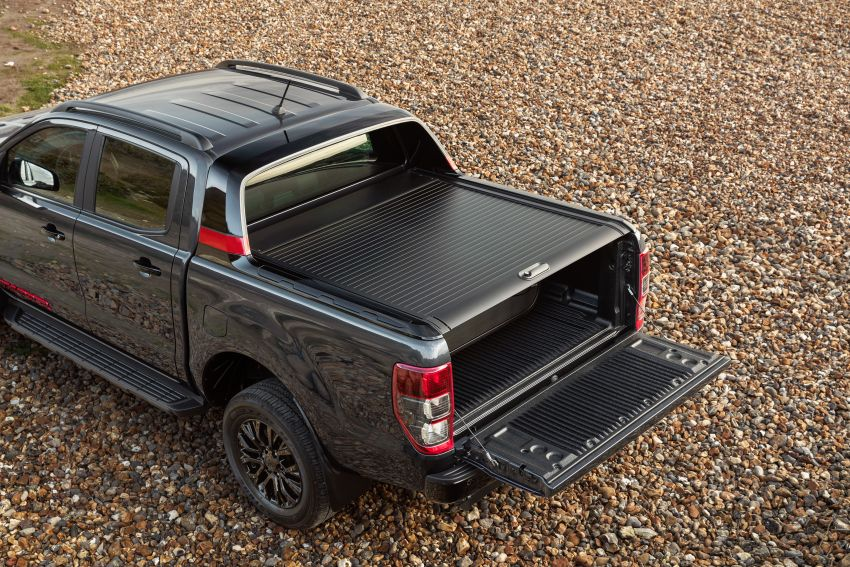 2020 Ford Ranger Thunder – Europe only, 1,400 units Image #1120233