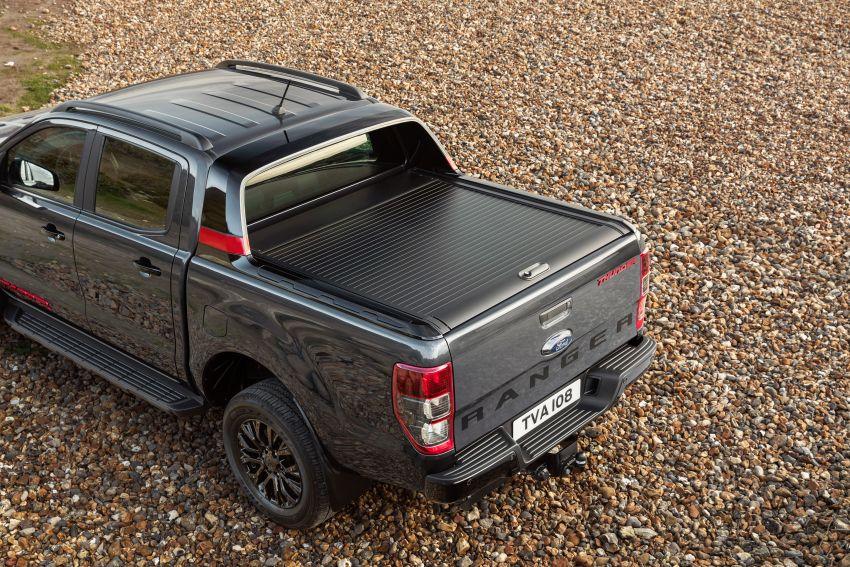 2020 Ford Ranger Thunder – Europe only, 1,400 units Image #1120223