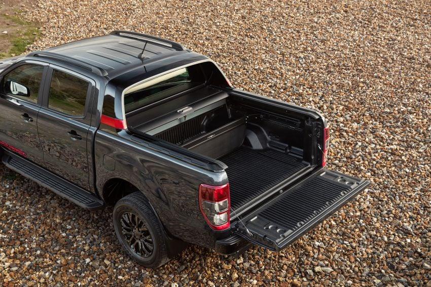 2020 Ford Ranger Thunder – Europe only, 1,400 units Image #1120226