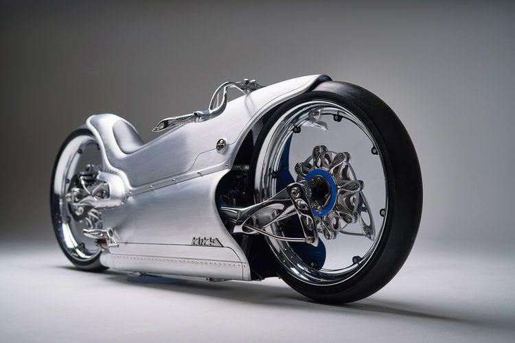 2020 Fuller Moto 2029 is a rolling work of 3D art Image #1123650