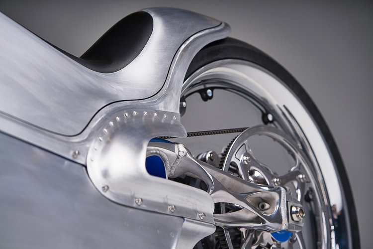 2020 Fuller Moto 2029 is a rolling work of 3D art Image #1123660
