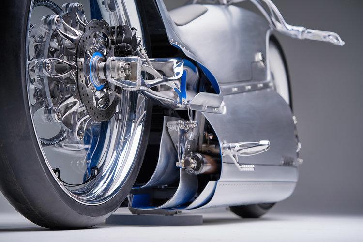 2020 Fuller Moto 2029 is a rolling work of 3D art Image #1123662