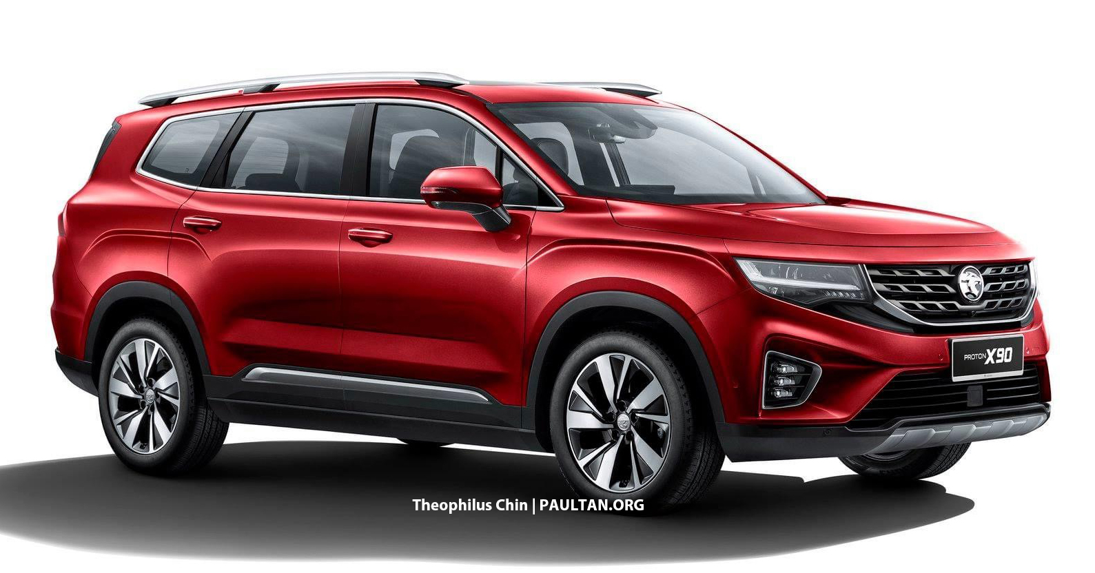 Proton X90 7 Seat Suv Based On Geely Haoyue Vx11 Would You Choose This Over The Geely Jiaji Vf11 Mpv Paultan Org