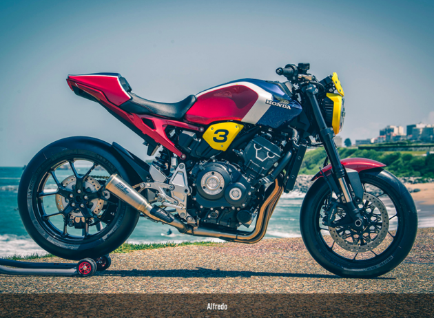 Choose Your Honda Cb1000r Neo Sports Cafe Custom Myroadnews Com