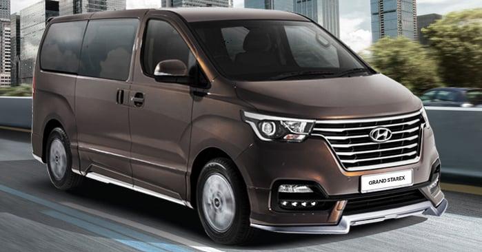 2020 Hyundai Grand Starex updated – from RM164k Image #1115966