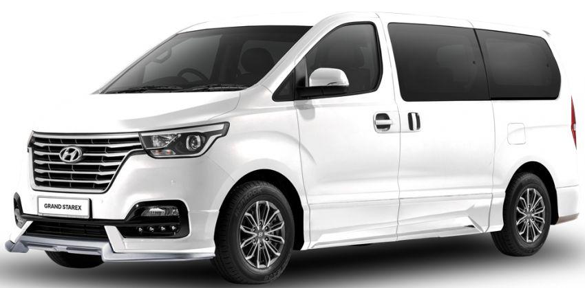 2020 Hyundai Grand Starex updated – from RM164k Image #1115988