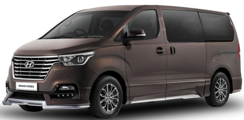 2020 Hyundai Grand Starex updated – from RM164k Image #1115989