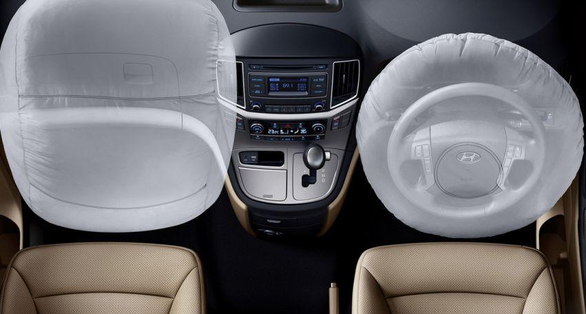 2020 Hyundai Grand Starex updated – from RM164k Image #1115996