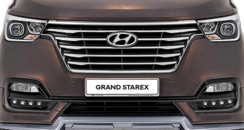 2020 Hyundai Grand Starex updated – from RM164k Image #1115972
